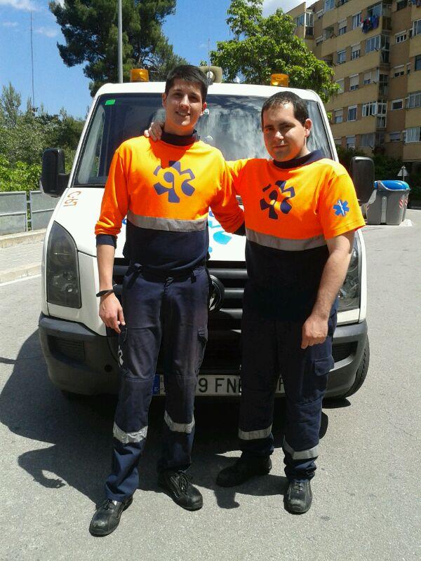 día somos, ambulàncies catalunya