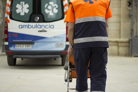 ambulancias barcelona