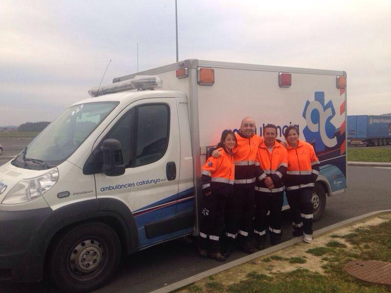 ambulancia traslado sanitario internacional