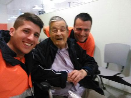 ambulancies catalunya amics gent gran