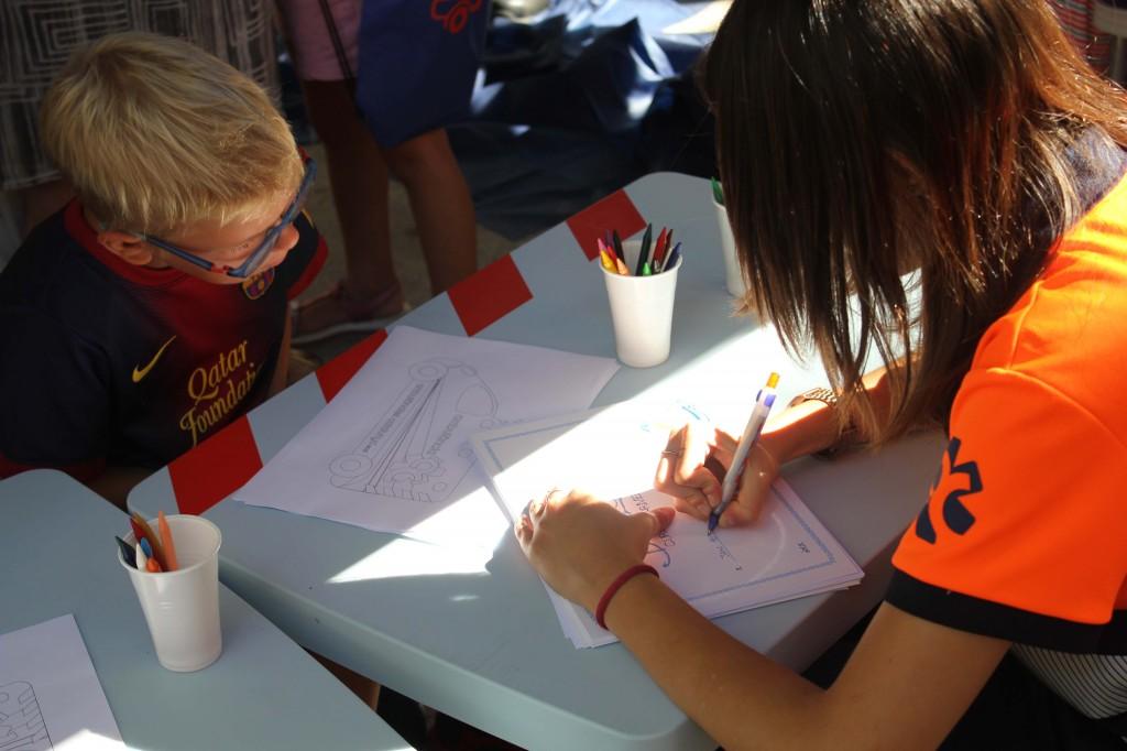 tallers de primers auxilis per a nens d'ambulàncies catalunya