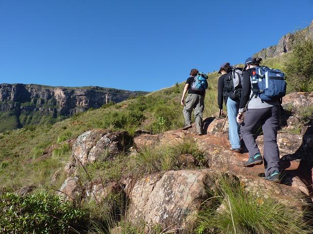 normas seguridad en la montaña