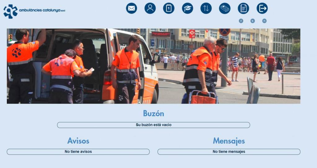 intranet ambulàncies catalunya