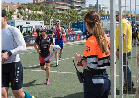 ambulancia para eventos en barcelona