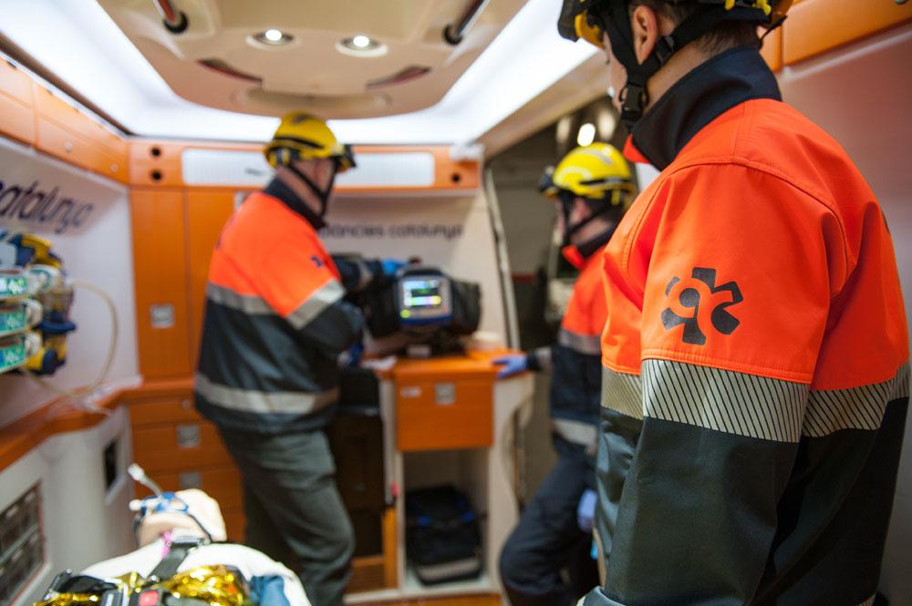 ambulancies catalunya formación
